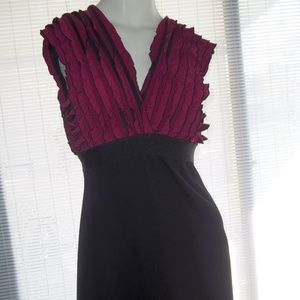 Max Studio Cocktail Dress Sz S